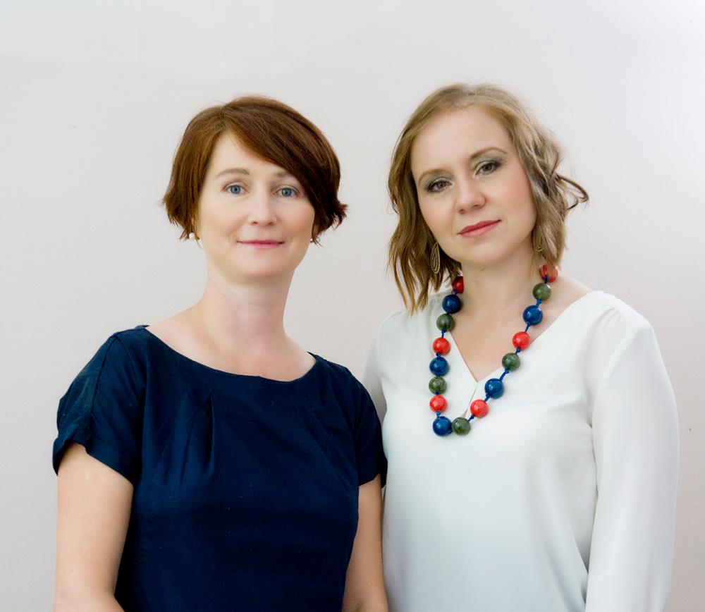 Катя и Юля